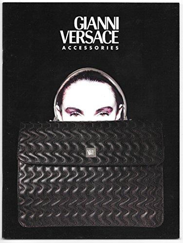 Gianni Versace Accessories 1997 - Catalog Versace