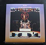 Rush - All The World's A Stage - Lp Vinyl Record