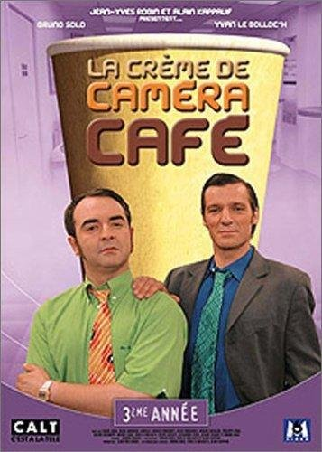 La Crème de Caméra café - Best of - 3 [Francia] [DVD]: Amazon.es ...