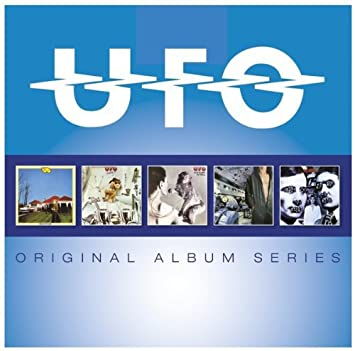 Image result for ufo original album series
