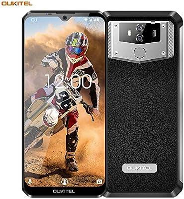 10000mAh Batería Teléfono Móvil Libre OUKITEL K12 6.3 Pulgadas ...
