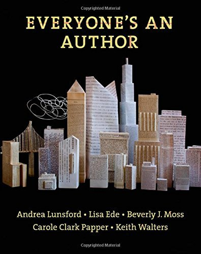 Everyone's An Author by Andrea Lunsford (2012-10-10)