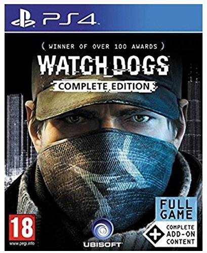 Watch Dog Complete Edition Video Game for PS4 - 3