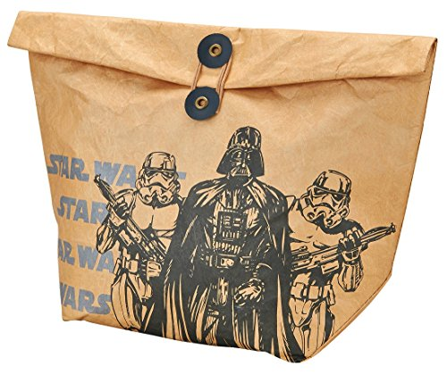 STAR WARS lunch cooler bag Looks like wax paper FPB1