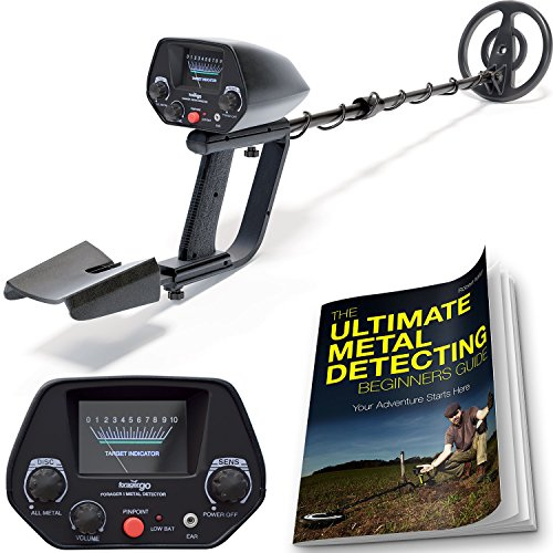 New Home Innovations Metal Detector And Starter Kit