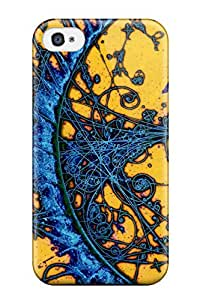 MaritzaKentDiaz Case Cover For Iphone 4/4s - Retailer Packaging Fractal Protective Case