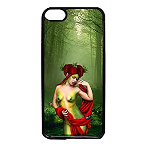 Ipod Touch 6th Generation Phone Case Forest Landscape Wallpaper Back Case fit Ipod Touch 6th Generation Shockproof For Cover Case