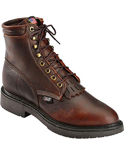 Justin Work Boots Style 769 Mens Work Boot Size : 11.5 Eee