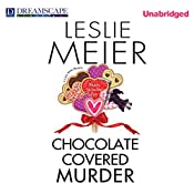 Chocolate Covered Murder: A Lucy Stone Mystery | Leslie Meier