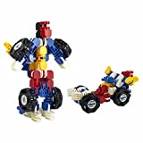 Keten Building Blocks for Kids, Educational Building Toys Gifts for Kids, Imaginative Construction toys, Safe Material [47pcs]