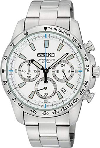 Seiko Chronograph Overseas Model SSB025PC Men