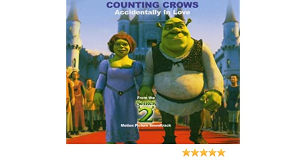counting crows accidentally in love mp3