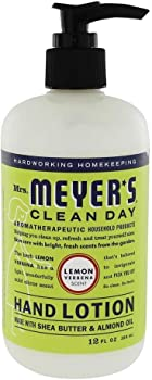 3-Pack Mrs. Meyer's Clean Day Hand Lotion 12 oz