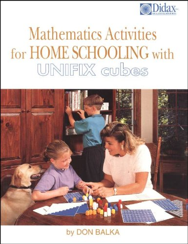 Mathematics activities for home schooling with Unifix cubes: Preschool to grade 4