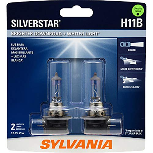 h11b headlights sylvania - 2