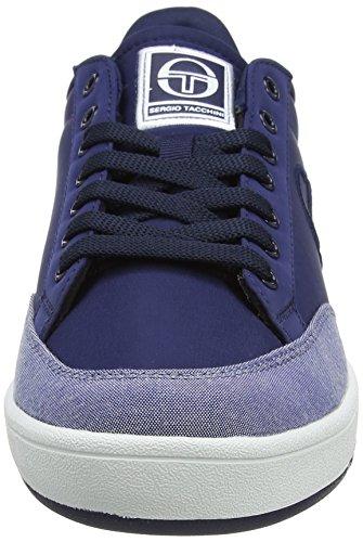 Sneaker Sergio Play Tacchini Navy Road Blu Nyx Uomo vvrR7If