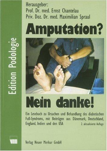 Amputation? Nein danke!