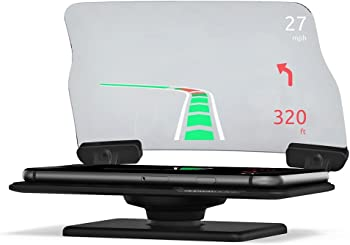 Hudway Navigational Heads-Up Display Glass