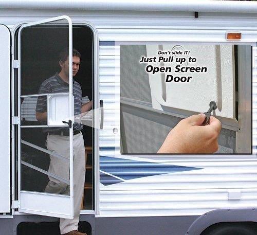 RV SCREEN DOOR OPENER - Camper - Motorhome