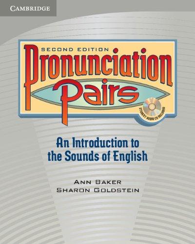 Pronunciation Pairs Student's Bk. W/Cd