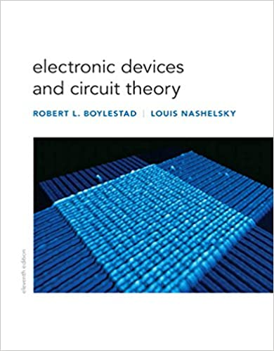 Electronic devices and circuit theory robert l boylestad louis electronic devices and circuit theory robert l boylestad louis nashelsky ebook amazon fandeluxe Gallery