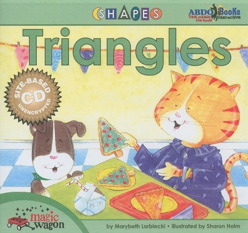 Read Online Triangles (Shapes) PDF