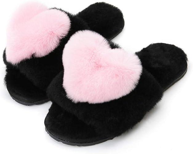 wksee Women's Cotton Slippers Women's