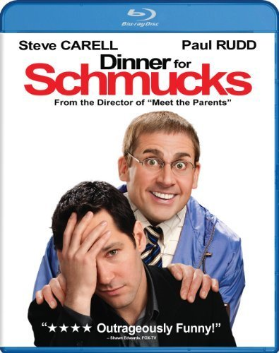 Dinner For Schmucks [Blu-ray] by Warner Bros.