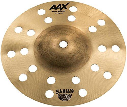 Sabian 8'' AAX Aero Splash by Sabian