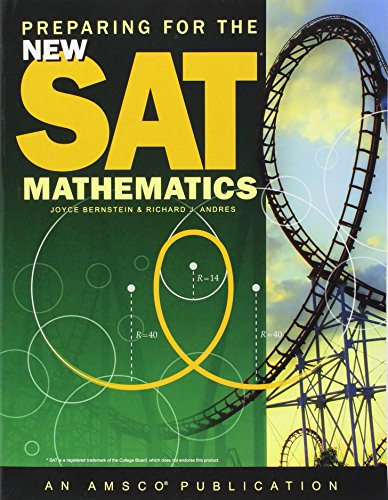Preparing for the New SAT: Mathematics - Student Edition
