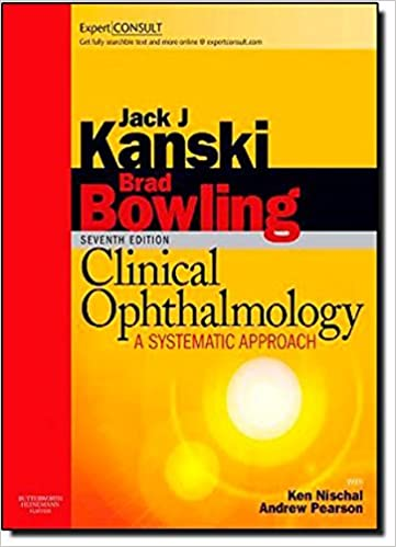 clinical ophthalmology a systematic approach expert consult