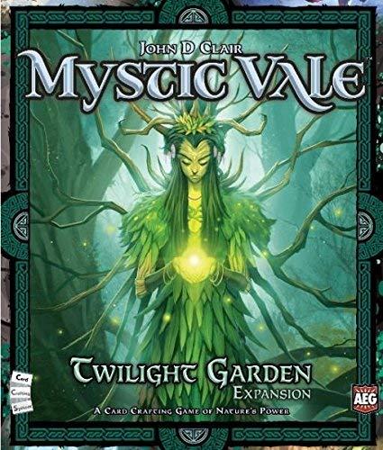 Alderac Entertainment ALD07022 Mystic Vale: Twilight Garden Expansion, Multi-Coloured Pegasus Spiele