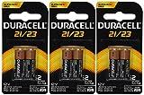 Best Battery S4s - Duracell 6 (3x2) Duralock MN21B2PK Watch/Electronic/Keyless Entry Batteries Review