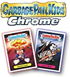 2013 GARBAGE PAIL KIDS CHROME SERIES 1 COMPLETE SET OF 110 CARDS - INCLUDES LOST SUBSET