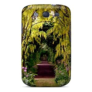 Dana Lindsey Mendez GCGKoEJ5162qsWSk Protective Case For Galaxy S3(golden Archway)