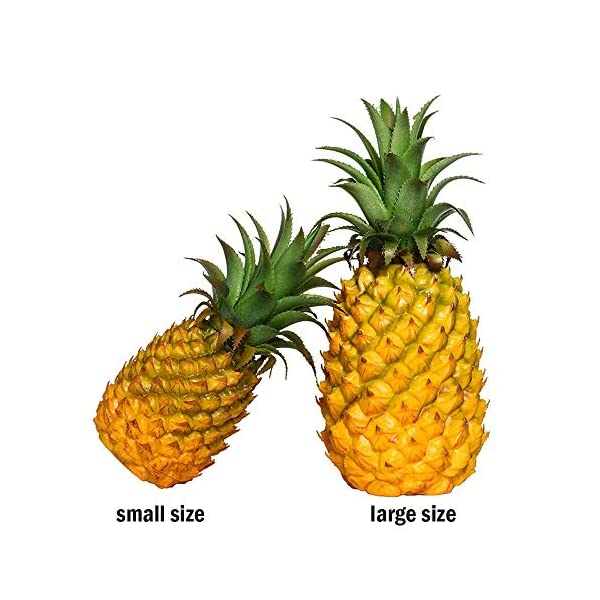xdobo-Realistic-Artificial-Fruits-Fake-Pineapple-for-Display-High-Simulation-Artificial-Dummy-Fruits-Vegetables-Studio-Photo-Prop-DIY-Decoration-Accessories-Artificial-Food-Toys