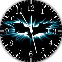 Batman Frameless Borderless Wall Clock E164 Nice for Gift or Room Wall Decor