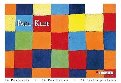 Paul Klee: Postkartenbuch Tubu62 (Postcard Books)