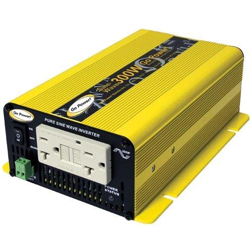 Bennett Marine GP-SW300-12 300 Watt Pure Sine Wave Inverter