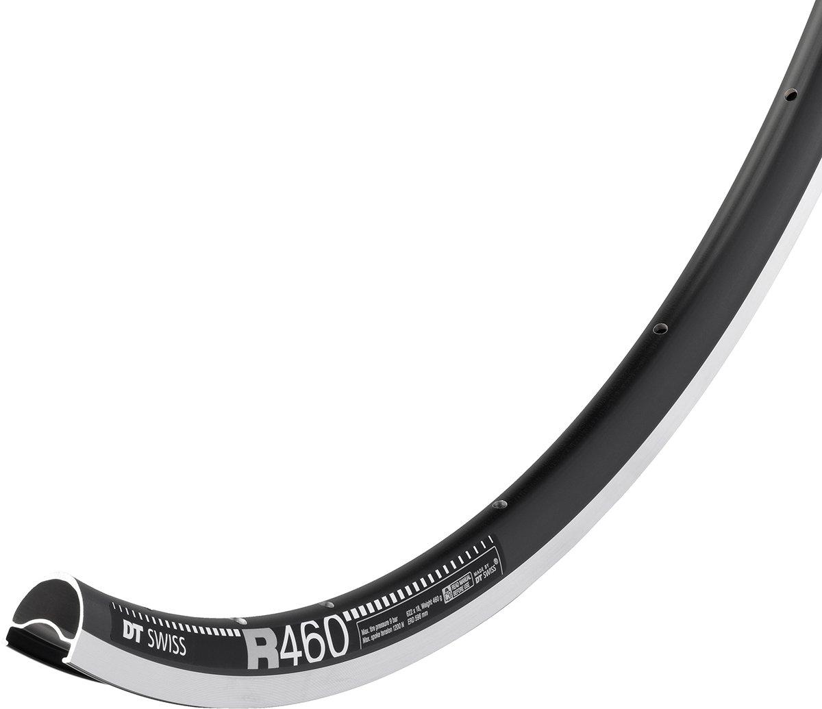 DT Swiss R 460 700C Black 28-H 622 x 18 ETRTO