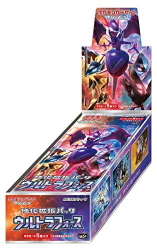 Pokemon Card Game Sun & Moon Strength Expansion Pack