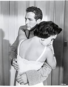 Elizabeth Taylor Paul Newman Photo Hollywood Movie Photos 8x10