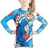Fusion Fight Gear Girls' Diving Rash Guard Shirts