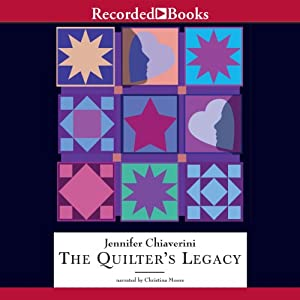 The Quilter's Legacy Audiobook