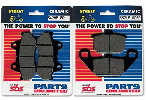 (SBS HF Ceramic Brake Pads 615HF)