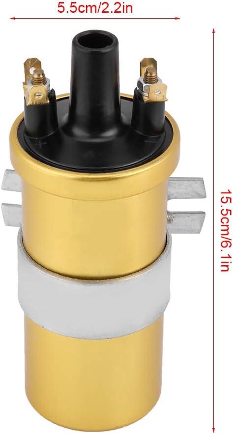 Bobine dallumage de 12v norme de haute performance de bobine dallumage de ballast non pour la bobine dallumage de sports de 12v DLB105