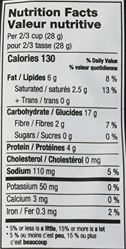 LAIKI Gluten Free Rice Crackers | Gluten Free Snack, Vegan, Non-GMO Verified, FODMAP Friendly | Black Rice, 3.5 Ounce Bag (Pack of 8)
