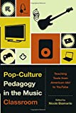 Teachers the world over are discovering the importance and benefits of incorporating popular culture into the music classroom. The cultural prevalence and the students' familiarity with recorded music, videos, games, and other increasi...