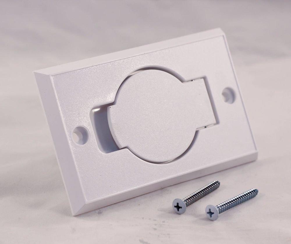 Eureka Standard Inlet Valve Plate White