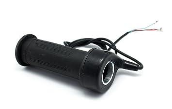 Puño de acelerador Repuesto Patin Eléctrico CR-Byke: Amazon ...